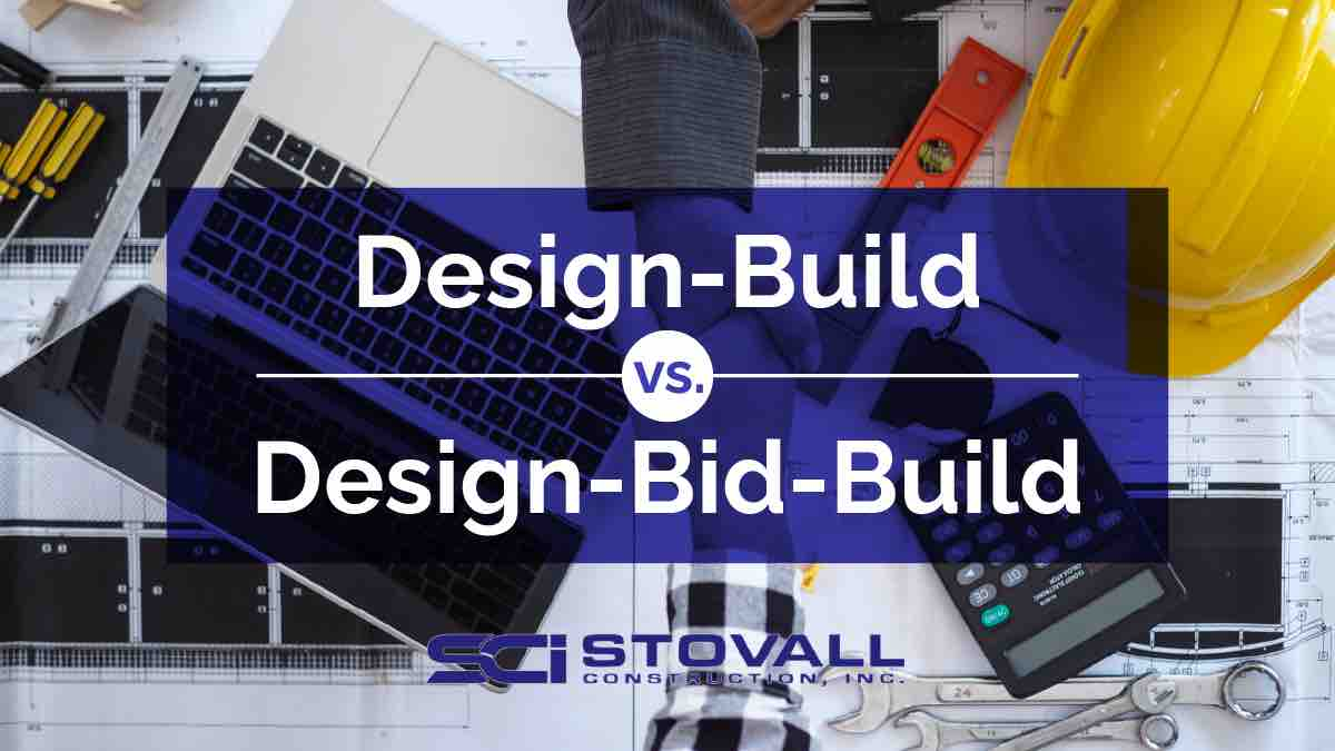 Blueprint with design-build vs. design-bid-build