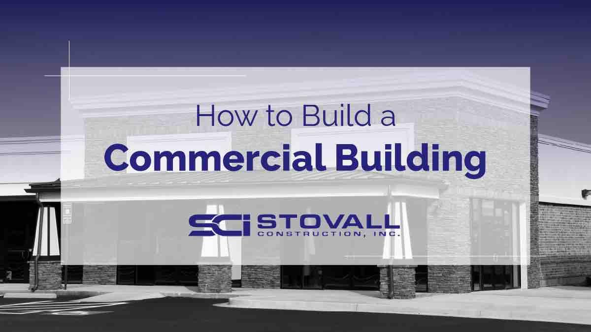 Light commercial building