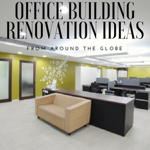 office building renovation ideas