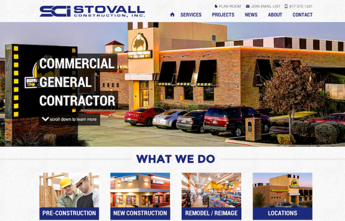 stovall new site