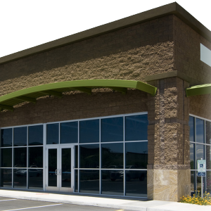 strip mall construction services