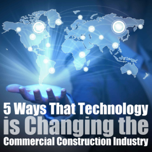 technology in commercial construction
